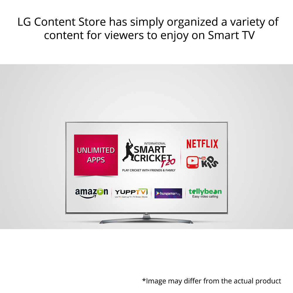 Buy LG 80 cm (32 inch) HD LED Smart TV, 32LJ616D at Reliance Digital