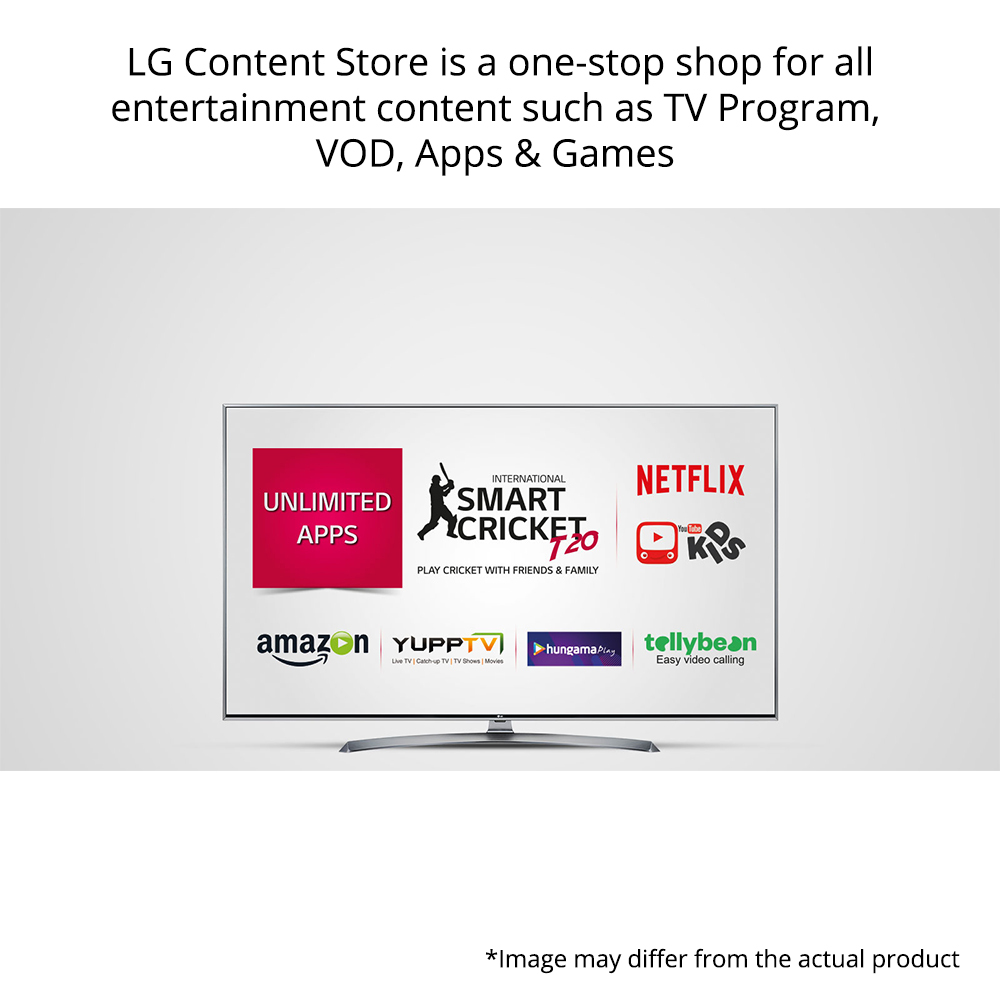 Buy LG 80 cm (32 inch) HD LED Smart TV, 32LJ573D at Reliance Digital