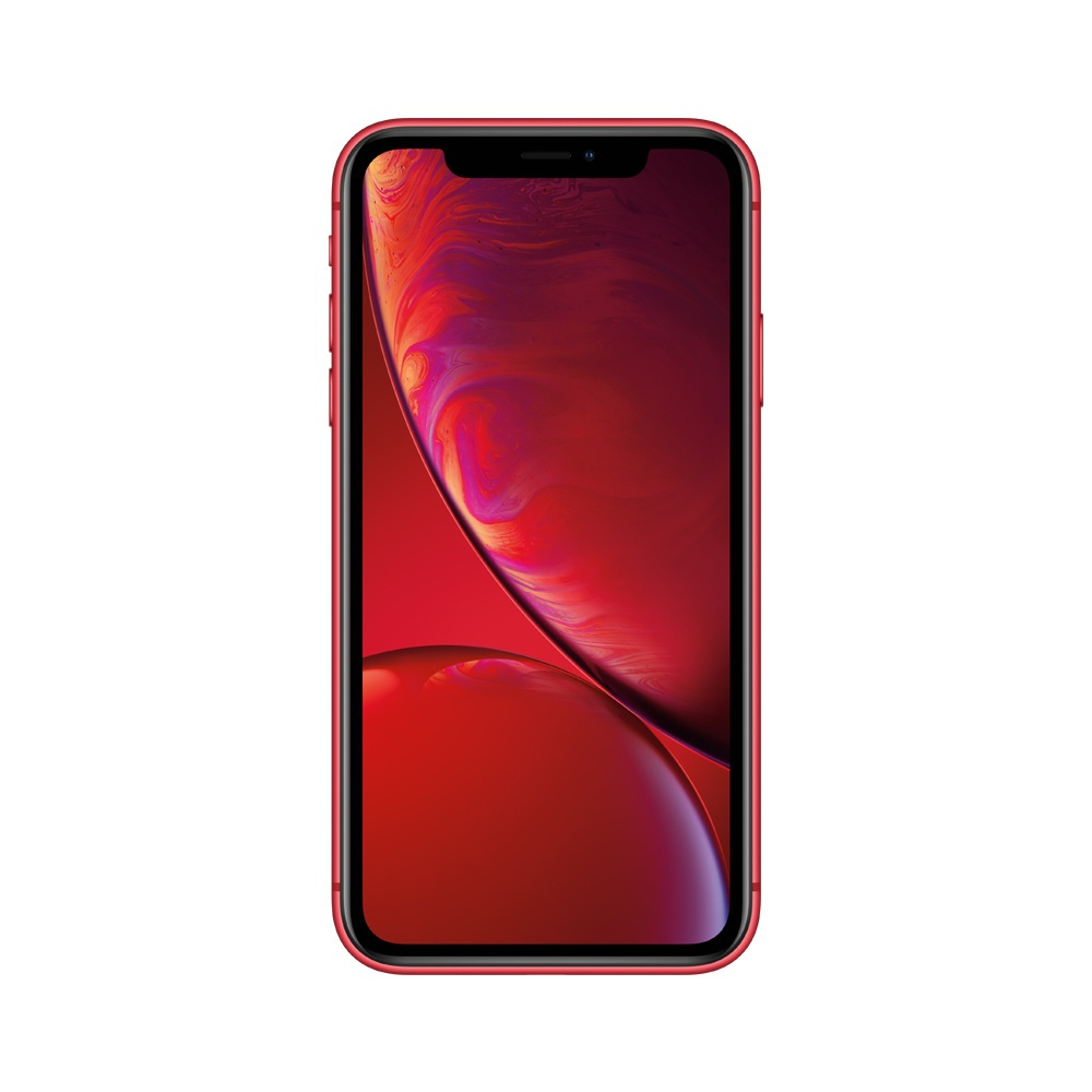Apple iPhone XR Smart Phone 128 GB, (PRODUCT)RED