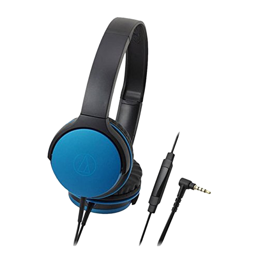 df5e4297103 Buy Audio Technica ATH-AR1iS Wired Headphone, Blue at Reliance Digital