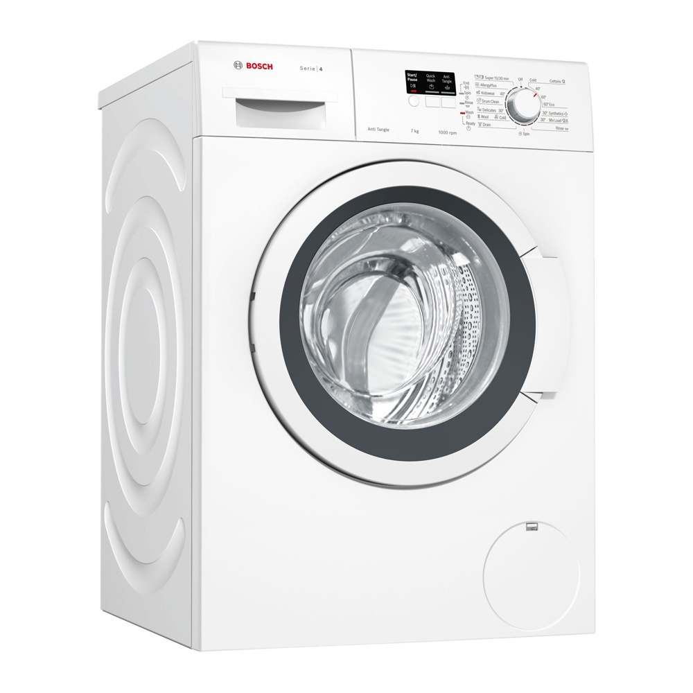 Bosch 7 kg Fully Automatic Front Load White  (WAK2006WIN)