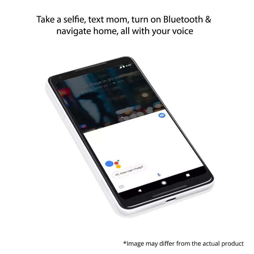 Google Pixel 2 XL Smart Phone 64 GB, 4 GB RAM, Just Black