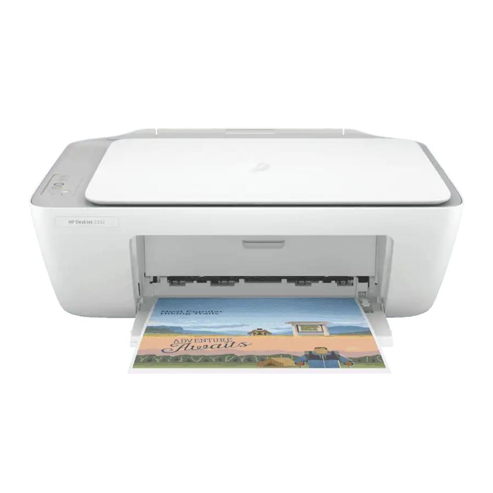 Buy HP Multi-function Thermal Inkjet AIO Printer, DeskJet 2332 (Ink Cartridge) at Reliance Digital