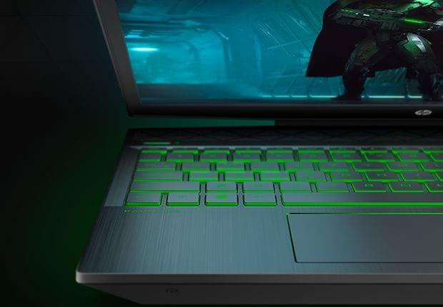 HP 39 62 cm (15 6 inch) Pavilion Gaming Laptop (8th Gen Core i5/2 3 GHz/8  GB/1 TB), 15-cx0140tx