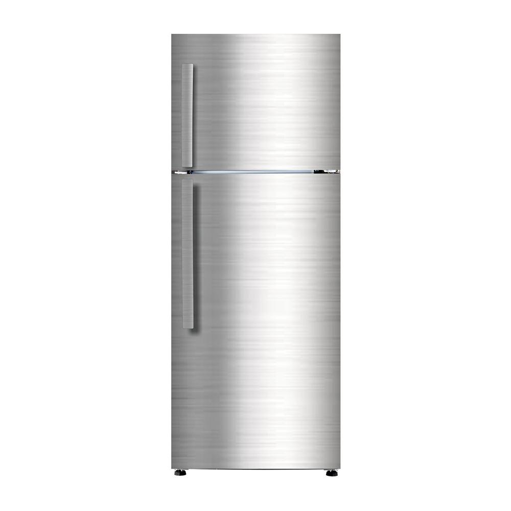 Buy Haier 258 litres 3 Star Double Door Refrigerator, Shinny Steel