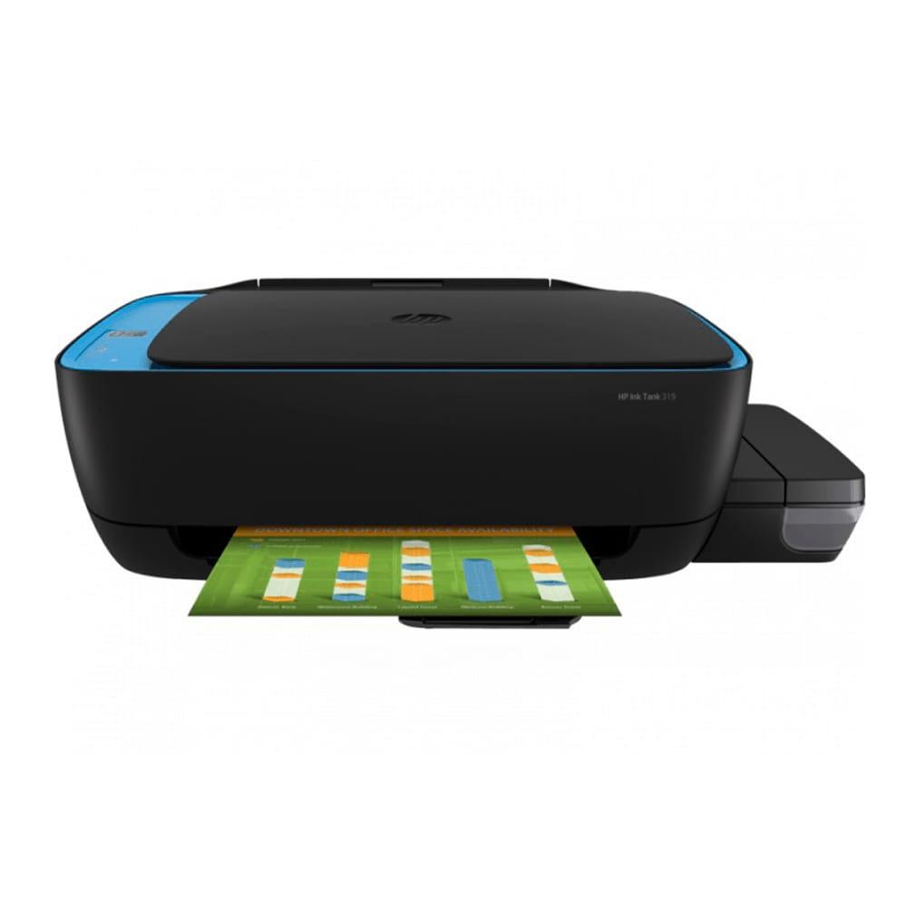 HP Multi-Function InkJet Printer, Ink Tank 319 (Ink Tank)