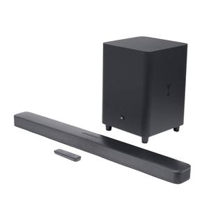 Buy Jbl Bar 5 1 Channel Soundbar With Dolby Digital Ultra Hd 4k Pass Through Panoramic Surround Sound Multi Beam Sound Technology Built In Chromecast 550 Watts Black Bar 5 1 Surround At Reliance Digital