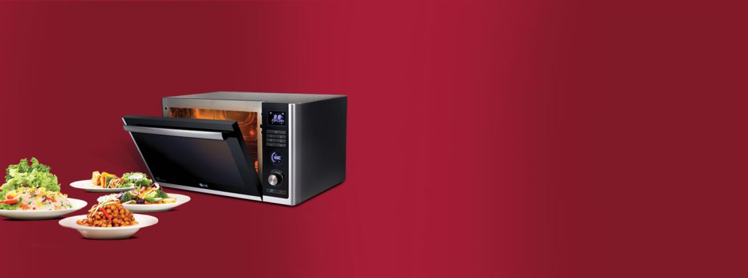 Buy Lg 28 Litres Convection Microwave Oven Mc2846sl At