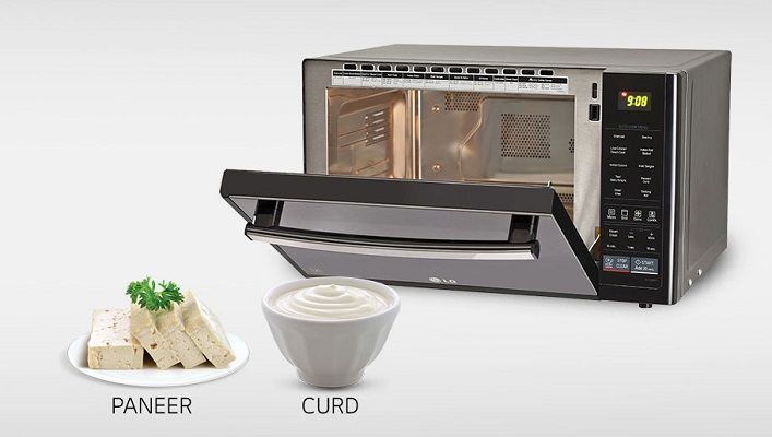 Buy Lg 32 Litres Convection Microwave Oven Mjen326uh At