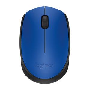 Buy Logitech M171 Wireless Mouse, Blue/Black at Reliance Digital