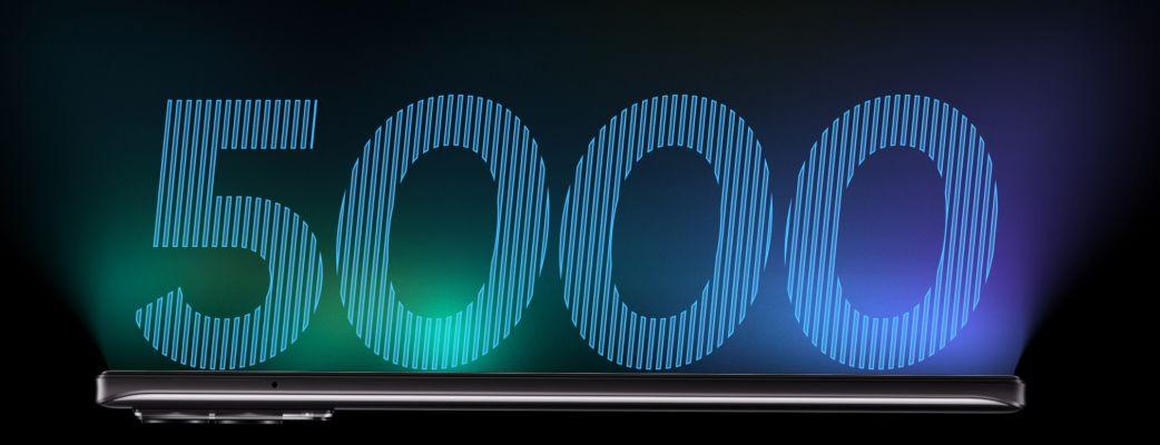 5000 MAH battery phone under 18000