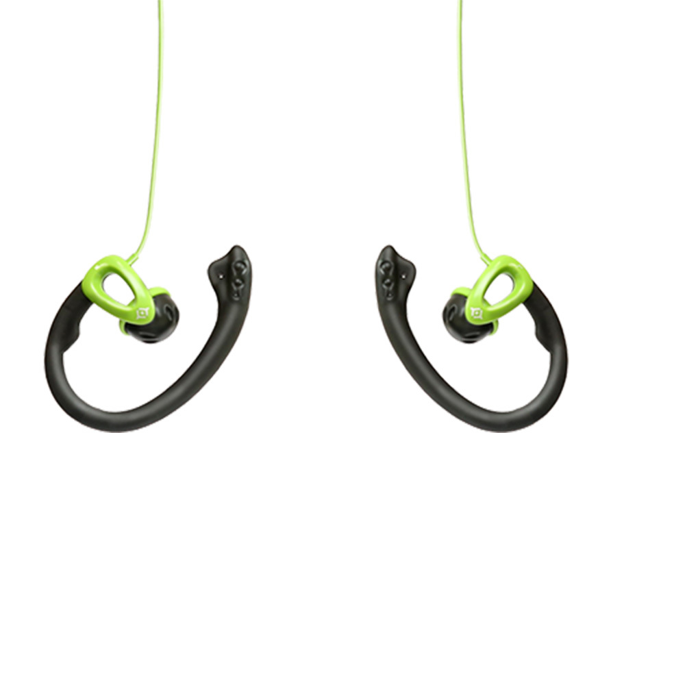 Reconnect Sporty EP SE-MIC Wired Earphone With Adjustable Ear lobes