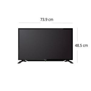 Sharp 81 28 cm (32 inch) HD LED TV, LC-32LE185M