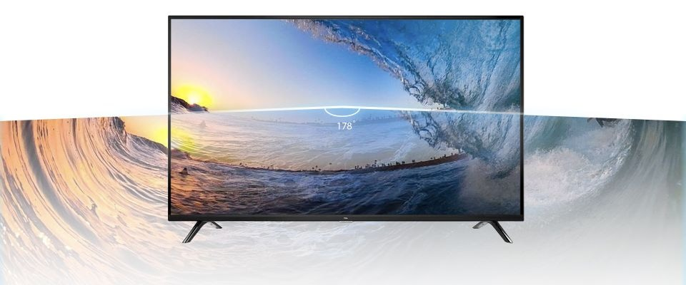Buy TCL 81 28 cm (32 inch) HD LED TV, 32R300 at Reliance Digital