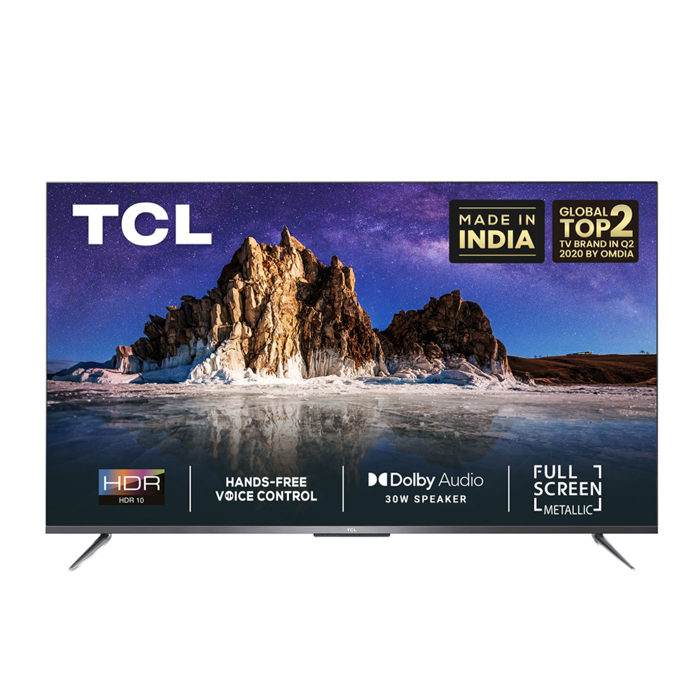Buy Tcl 139 Cm 55 Inch Ultra Hd 4k Led Smart Tv P715 Series 55p715 At Reliance Digital