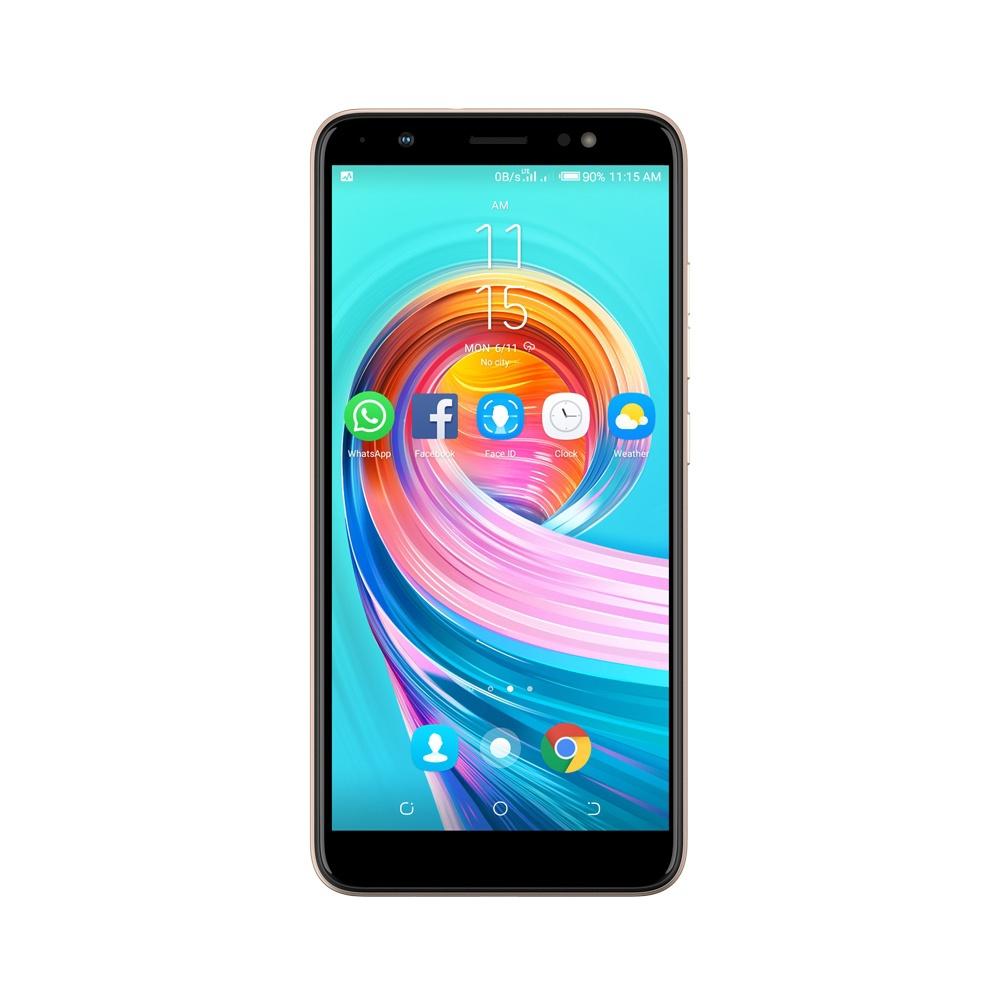 Tecno Camon iSky IN2 Smart Phone 16 GB, 2 GB RAM, Gold