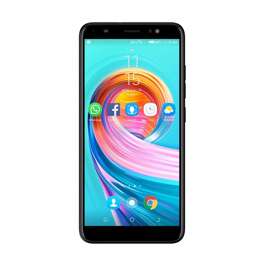 Tecno Camon iSky IN2 Smart Phone 16 GB, 2 GB RAM, Black