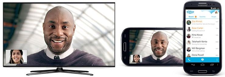 Easy ways to make Skype calls on your non-smart TV     Resource