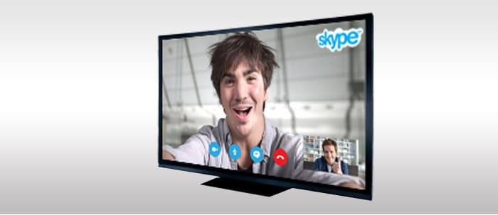 Hook up skype