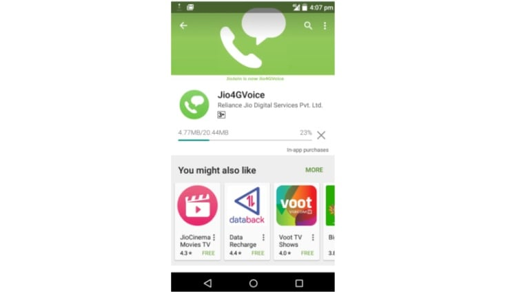 How to make calls from your non-VoLTE phone using Jio4GVoice
