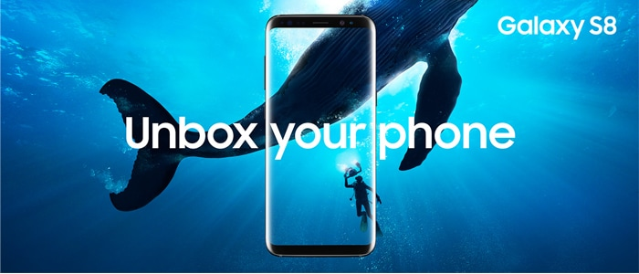 Samsung Galaxy S8+ Smartphone review | | Resource Centre by