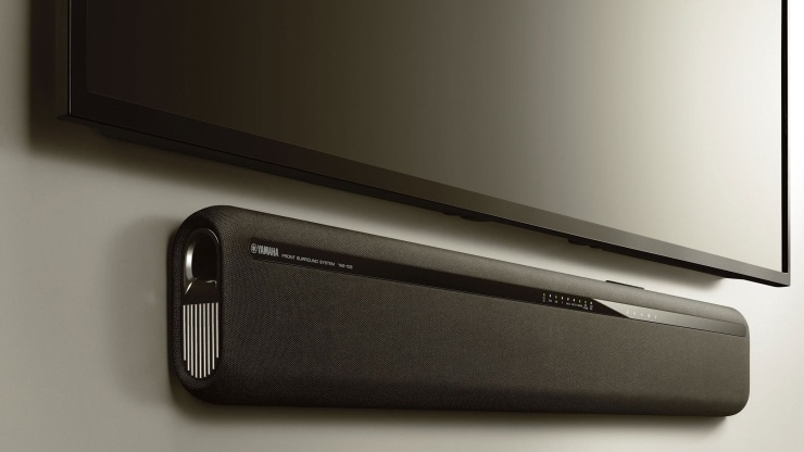 Yamaha Speaker Bar With Subwoofer Yas Review
