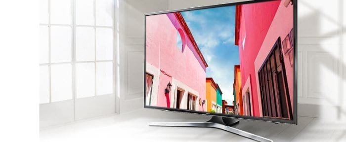 Reviewing the Samsung 40-inch MU6100 4K Smart TV | | Resource Centre