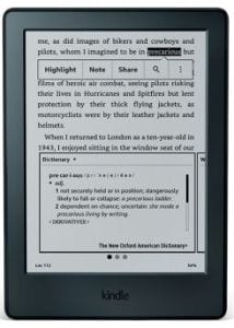 Make reading a habit with the power of Kindle and Goodreads