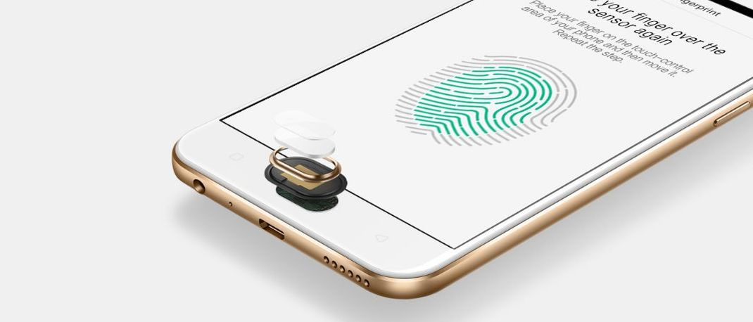 Interesting things you can do with your phone's fingerprint