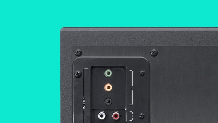 How To Connect Speakers To A TV with RCA Jack