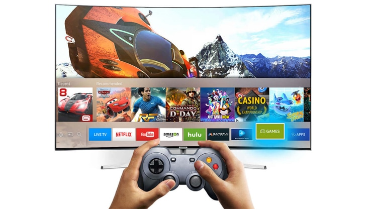Everything about the Samsung Tizen TV OS | | Resource Centre by