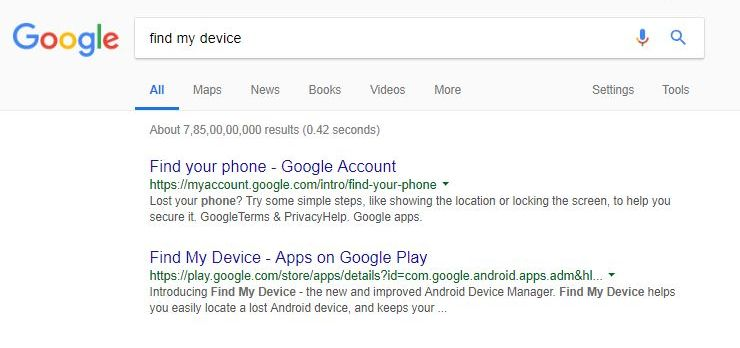 How to find your lost Android phone | | Resource Centre by
