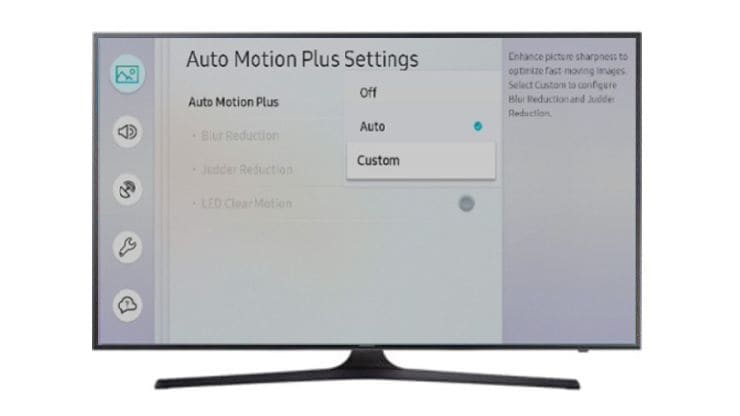Configuring the right picture settings on your new TV