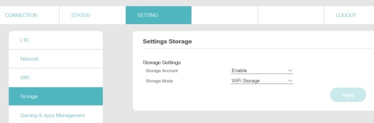 How to store and access data from your JioFi device