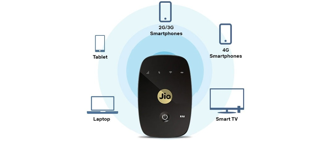 Image result for How to manage setting for your JioFi Dongle router?