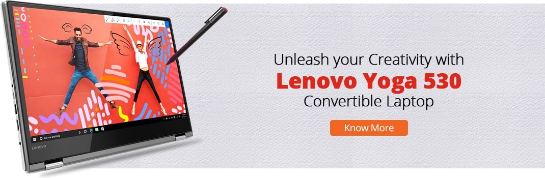 Lenovo Yoga 530 Review | | Resource Centre by Reliance Digital