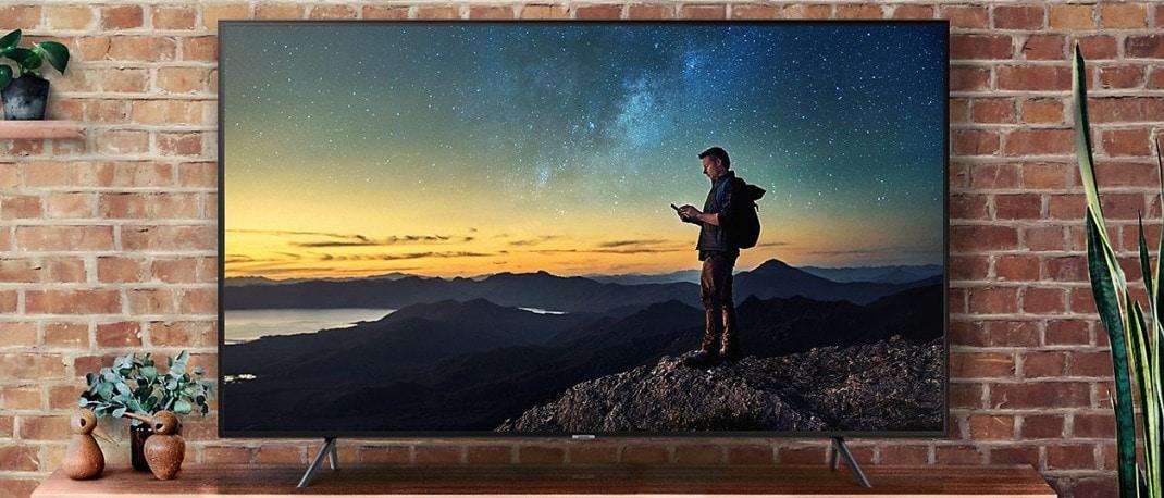 Samsung 55-inch NU7100 (UA55NU7100KXXS) 4K Smart TV review