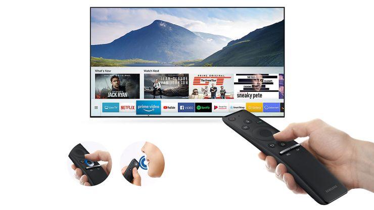Samsung 55-inch NU7470 (UE55NU7470UXXU) 4K Smart TV Review